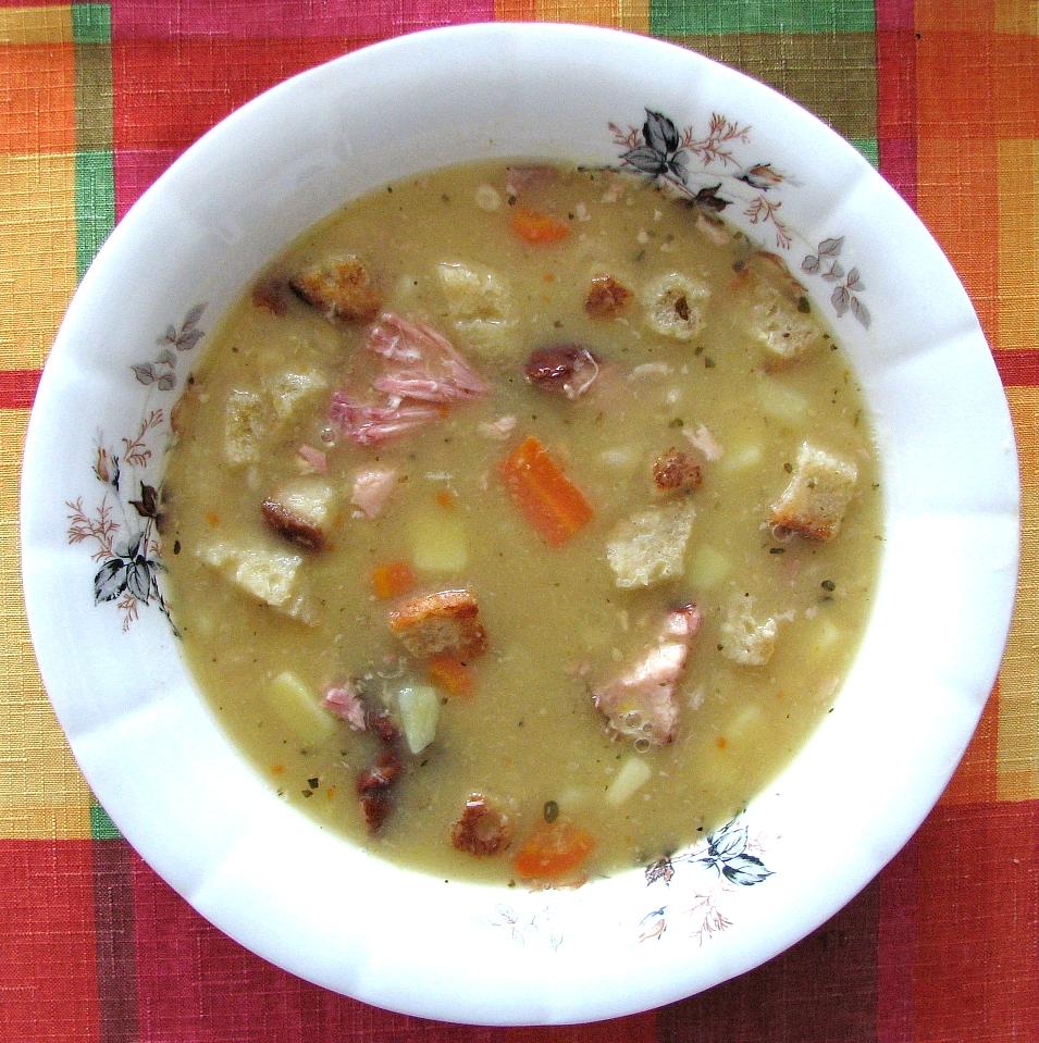 Zupa Grochowa Wikipedia Wolna Encyklopedia