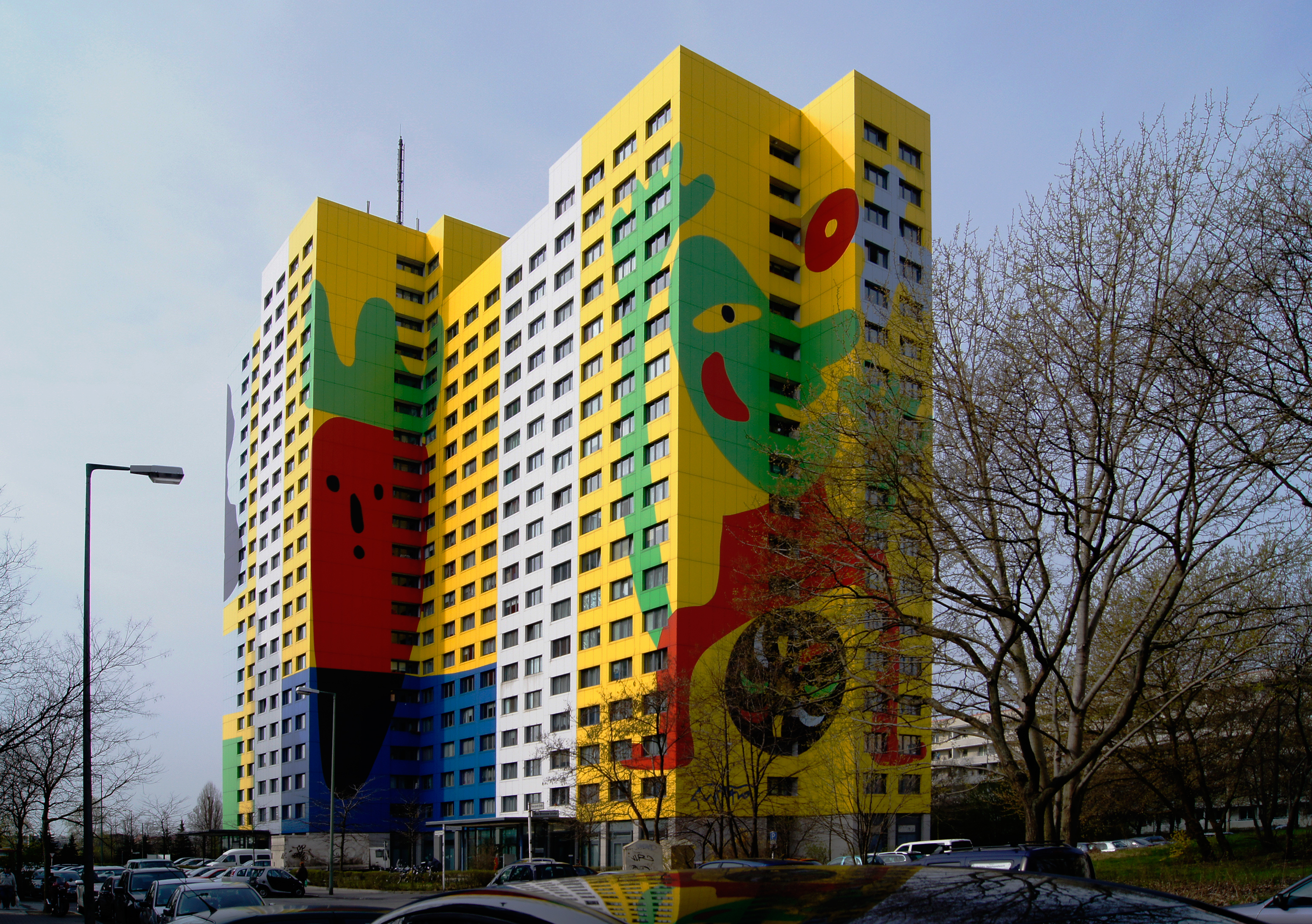 поисках оформление фасадов жилых многоэтажных зданий фото стал исчезать