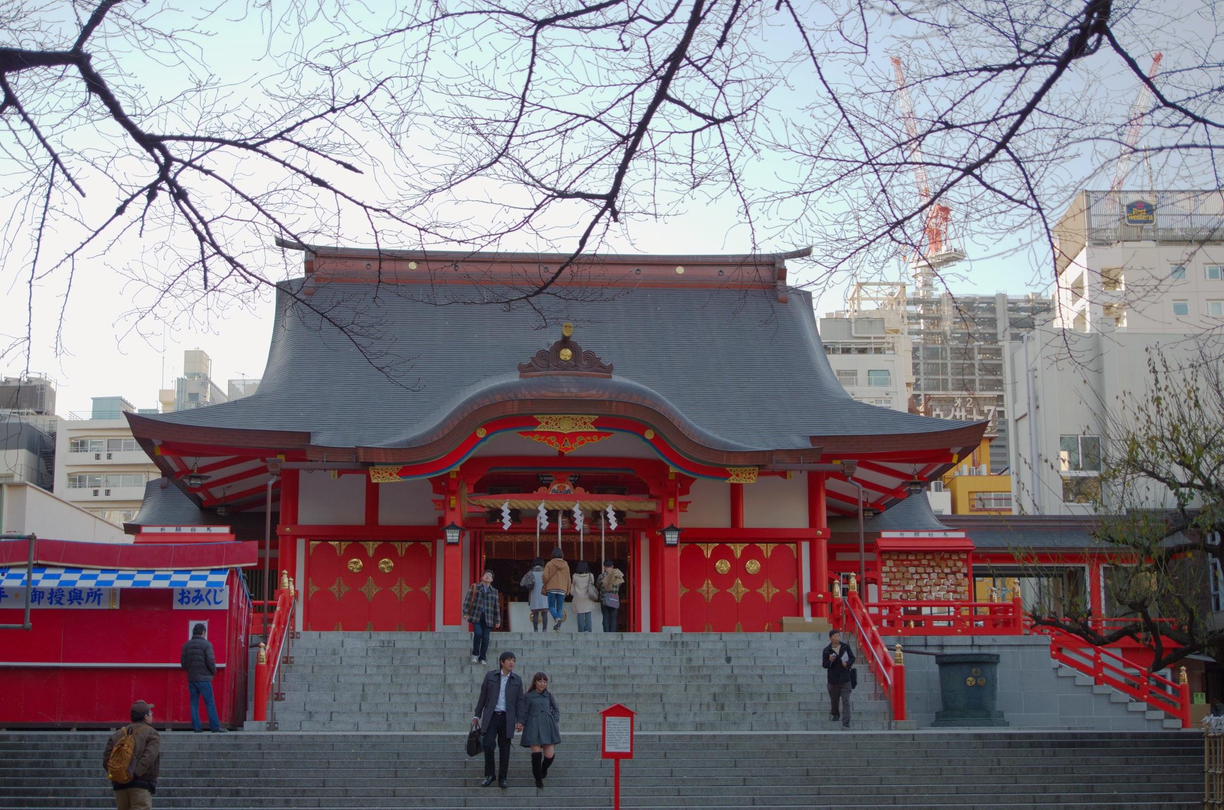 Hanazono Shrine(Flower-garden Shrine) - 花園神社 - panoramio (1).jpg