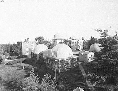 Observatorio del Harvard College - Wikipedia, la enciclopedia libre
