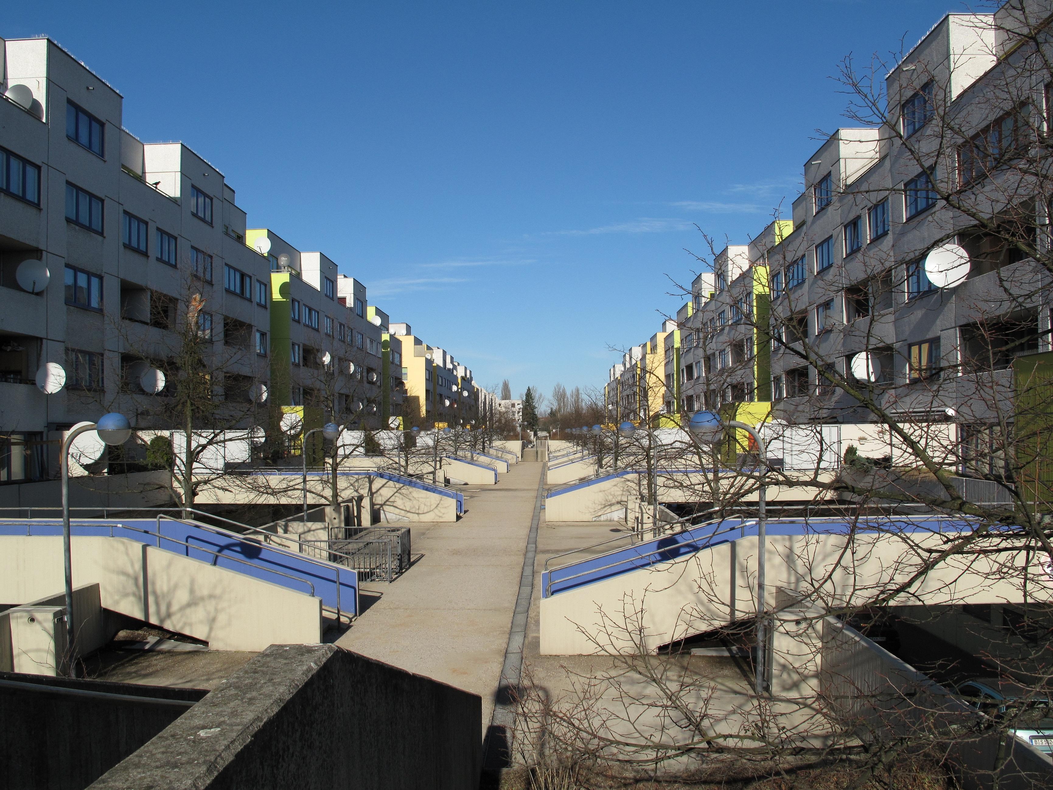 High Deck Siedlung