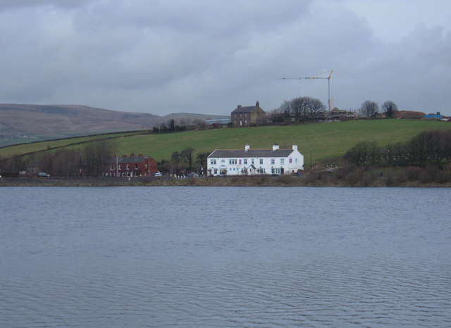 Hollingworth Lake, Littleborough - geograph.org.uk - 343367