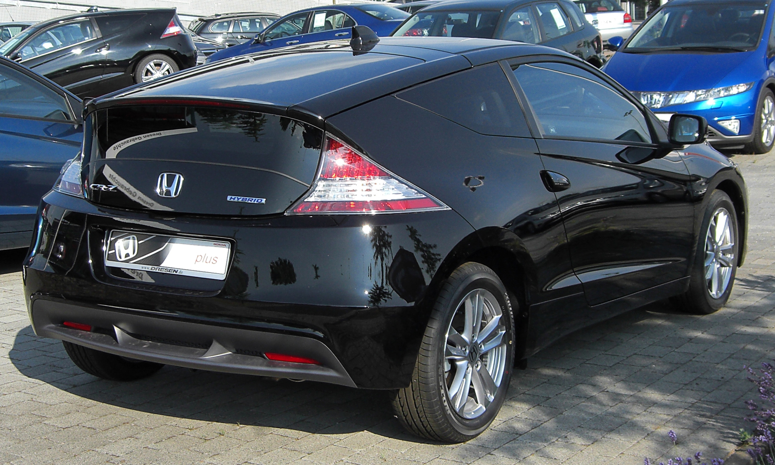 f jl honda cr z rear wikip dia. Black Bedroom Furniture Sets. Home Design Ideas