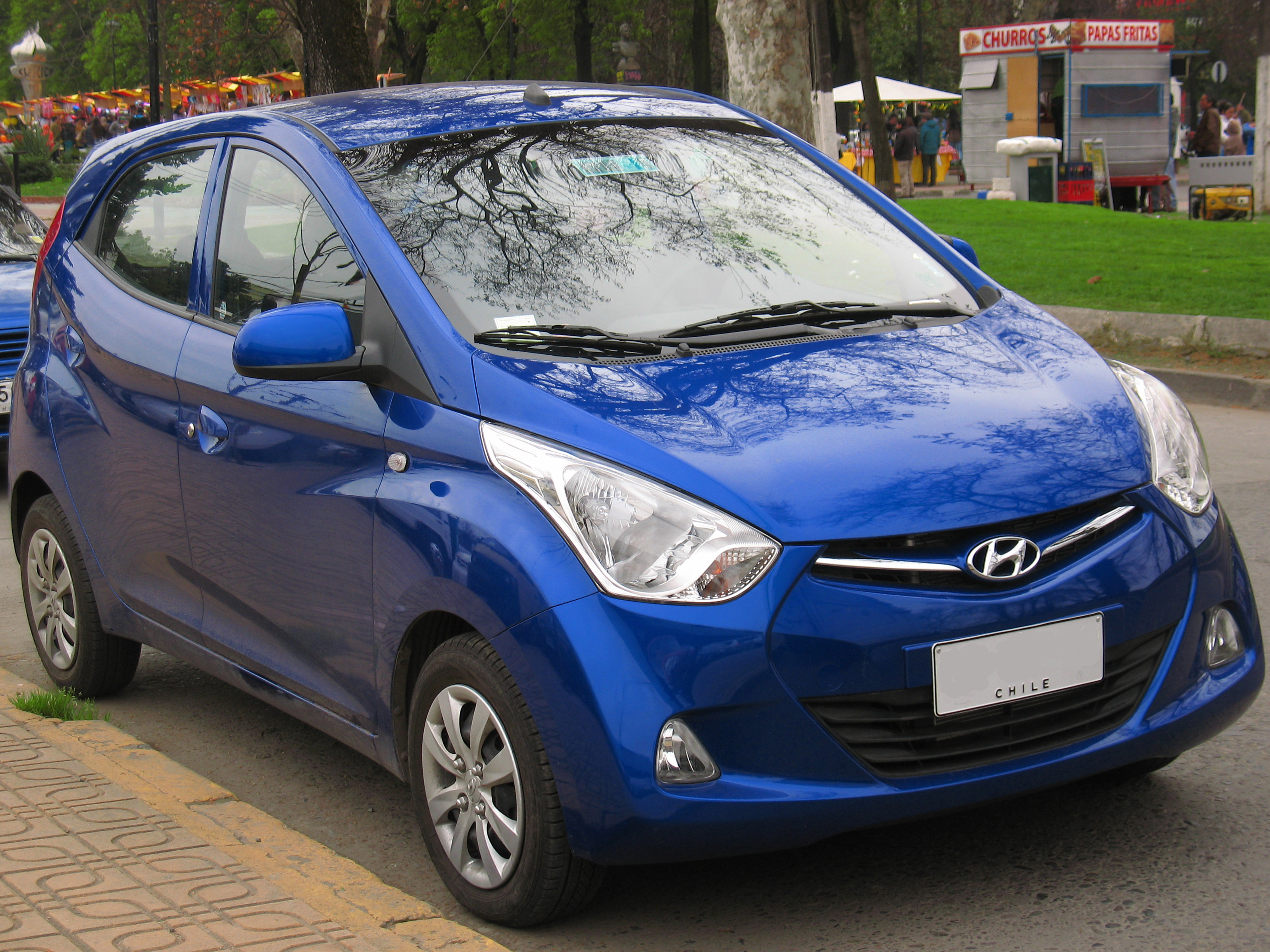 Hyundai Eon Car Price In Bangalore