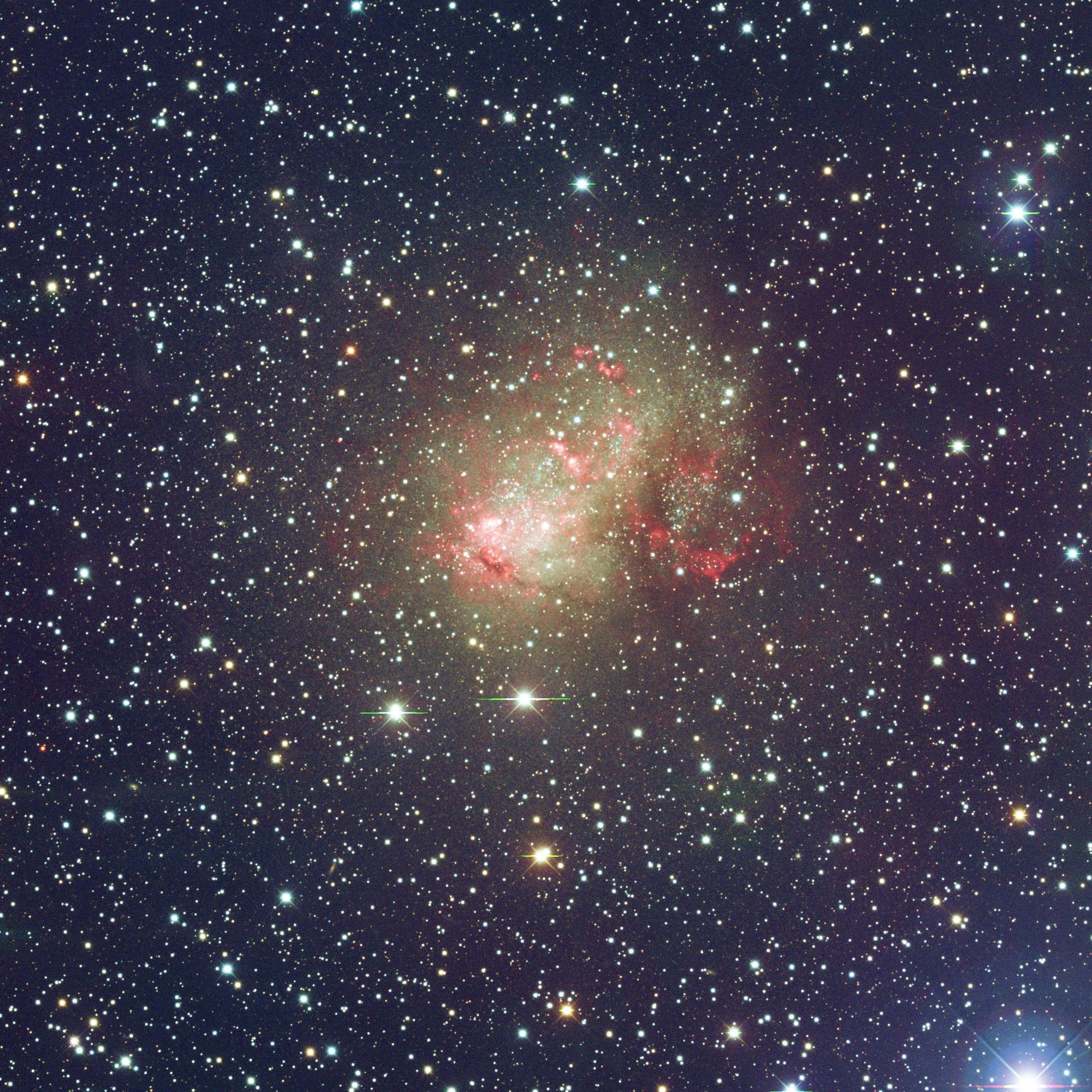 Resultado de imagen de galaxia IC 10