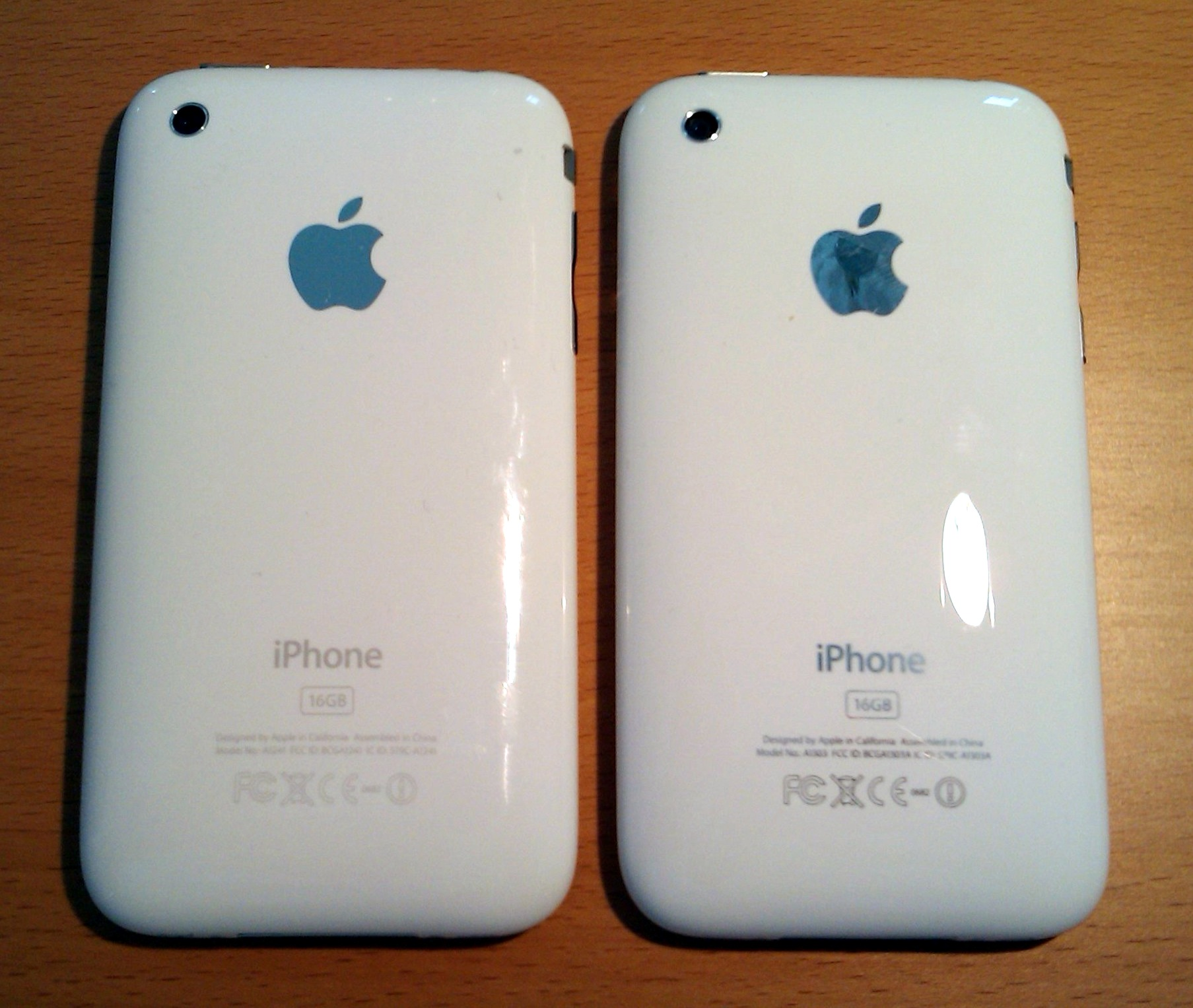 Iphone S Plus Remade In France
