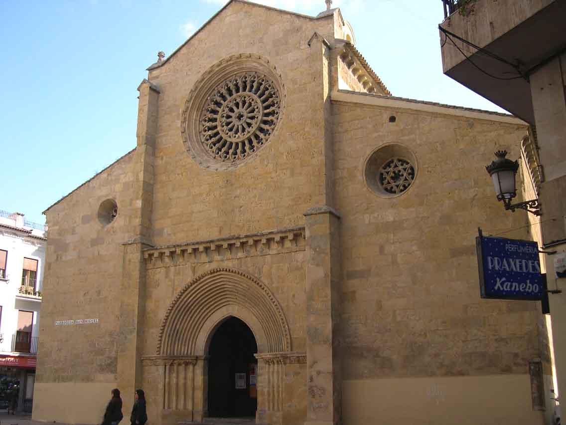 File:Iglesia de San Miguel, en Córdoba (España).jpg - Wikimedia Commons