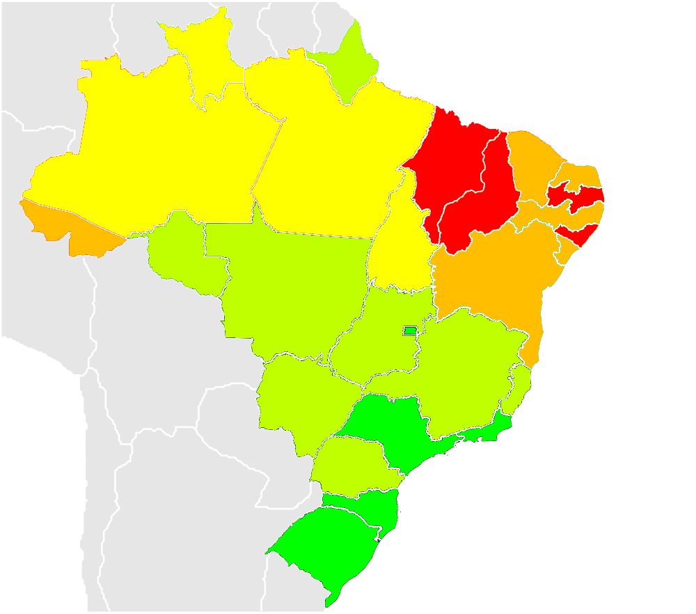 adult literacy in brazil