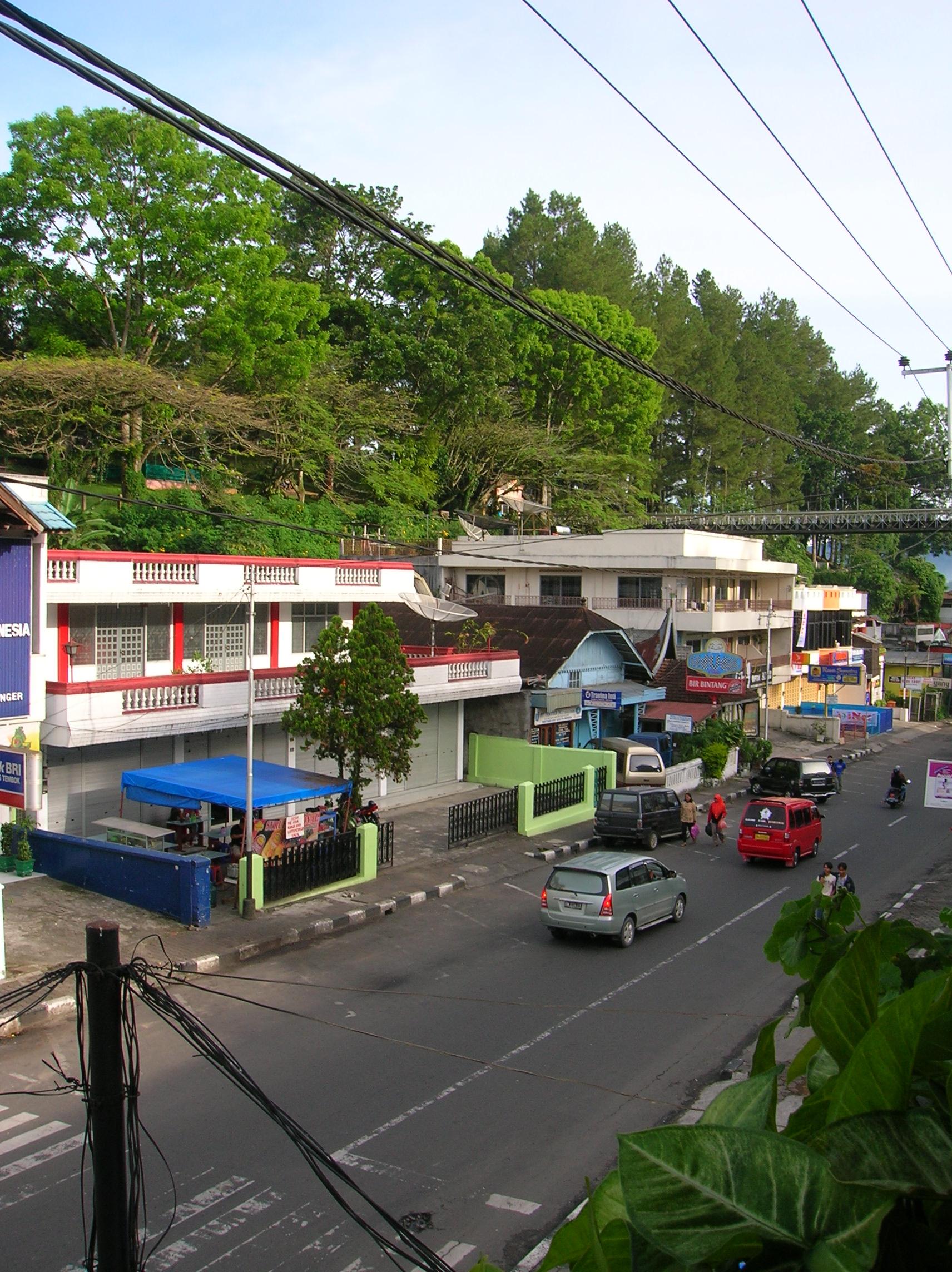 Jalan Ahmad Yani Bukittinggi JPG