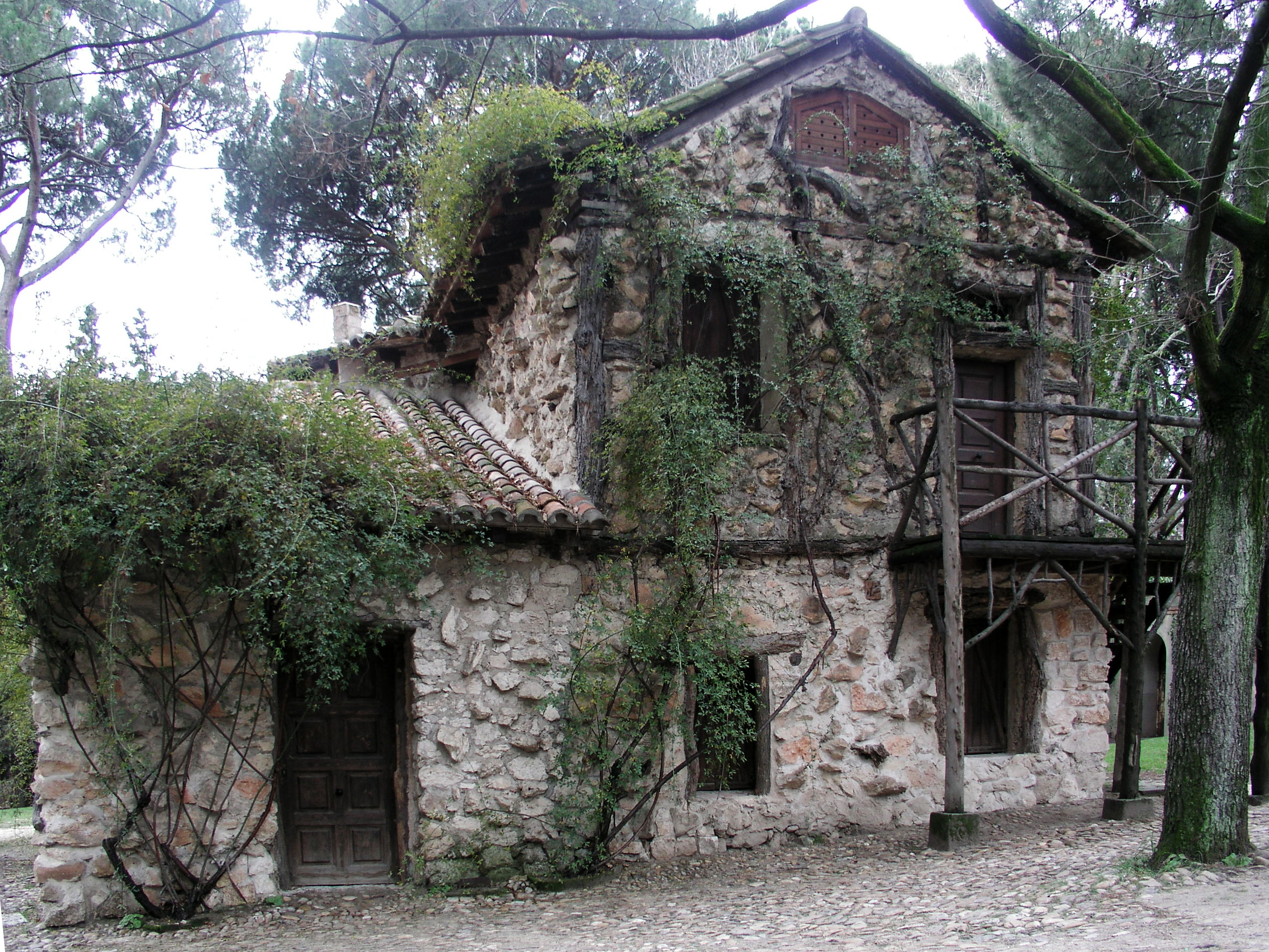 File jardin el capricho casa de la wikimedia - Jardin en casa ...