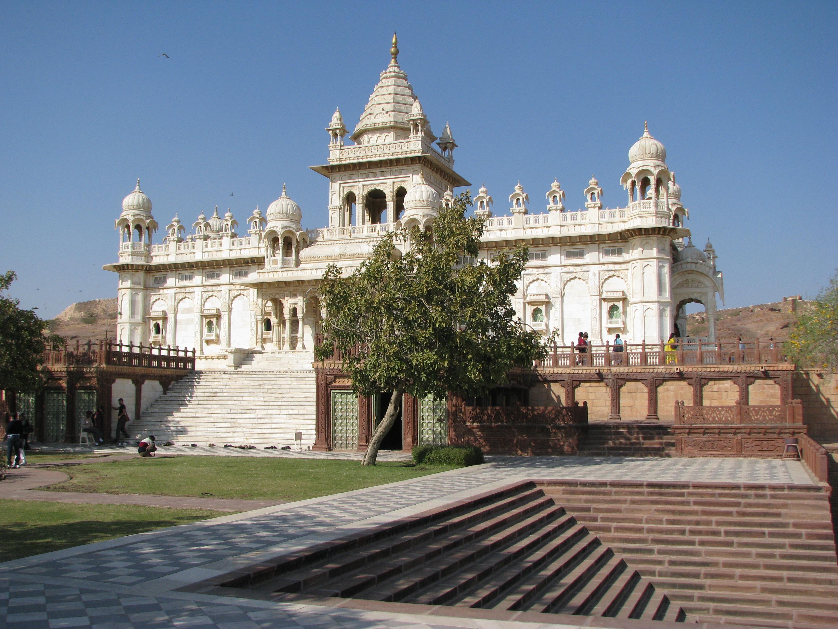 Jaswant Thada, Rajasthan tours