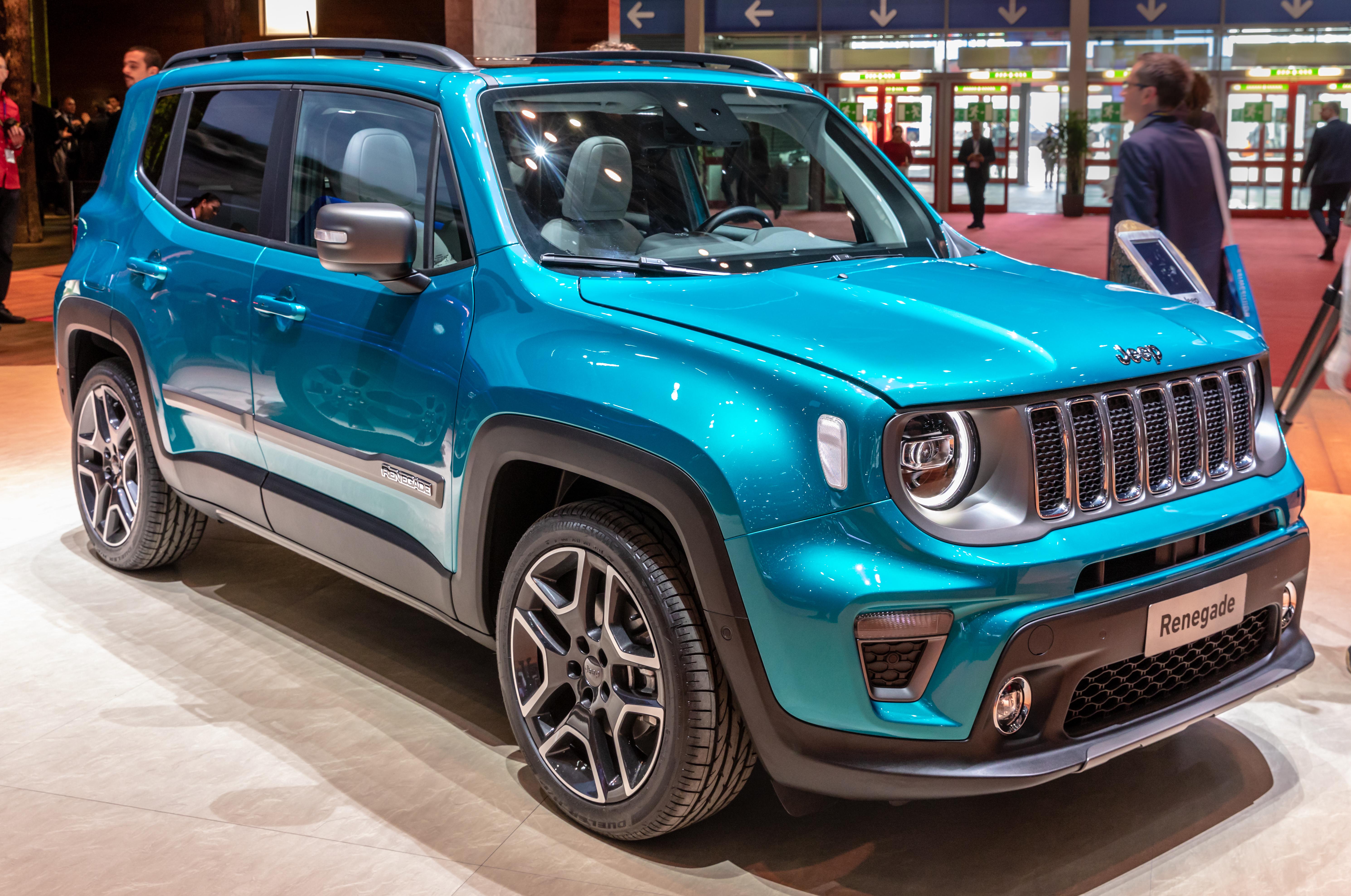 Jeep compass 2019 ficha tecnica