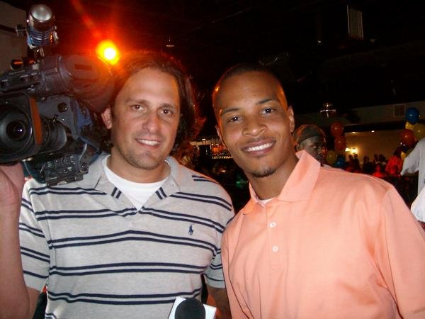 Joe Floccari with Rapper T.I. Atlanta, Georgia.jpg