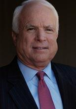 From commons.wikimedia.org/wiki/File:JohnMcCain.JPG: John McCain