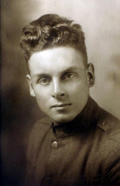 Muere el último veterano canadiense de la Primera Guerra Mundial John_Babcock_1920