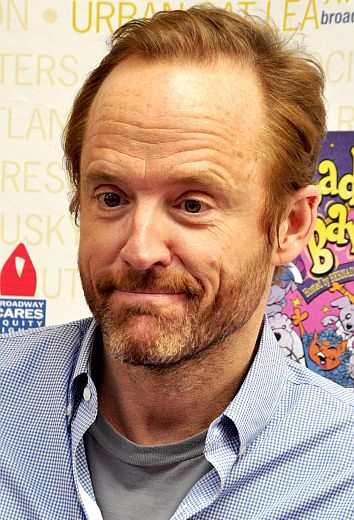 The 55-year old son of father (?) and mother(?) John Benjamin Hickey in 2019 photo. John Benjamin Hickey earned a  million dollar salary - leaving the net worth at 3 million in 2019