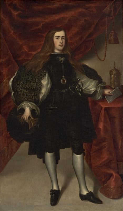 Depiction of Gregorio de Silva y Mendoza