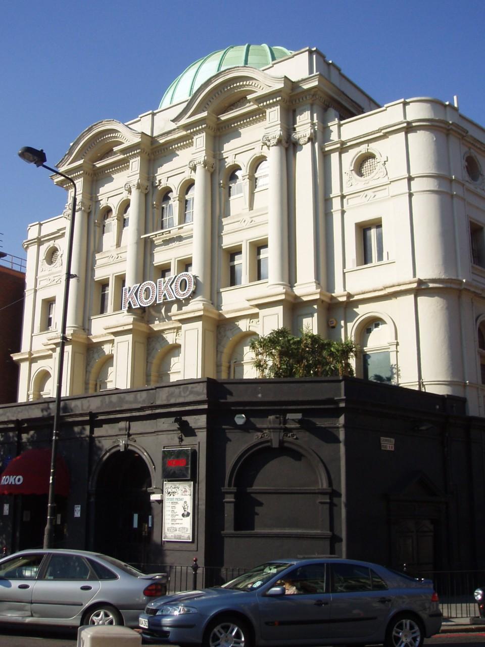 Camden Town: File:KOKO, Camden Town, NW1 (2570837815).jpg