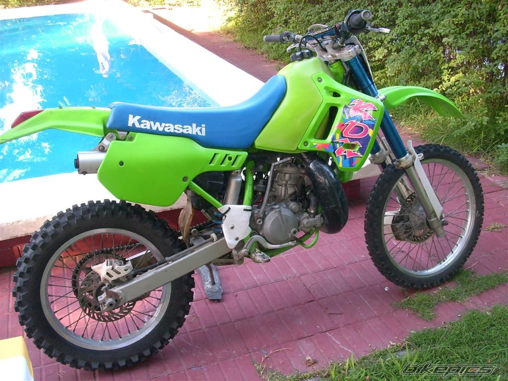 Kawasaki Kdx   For Sale