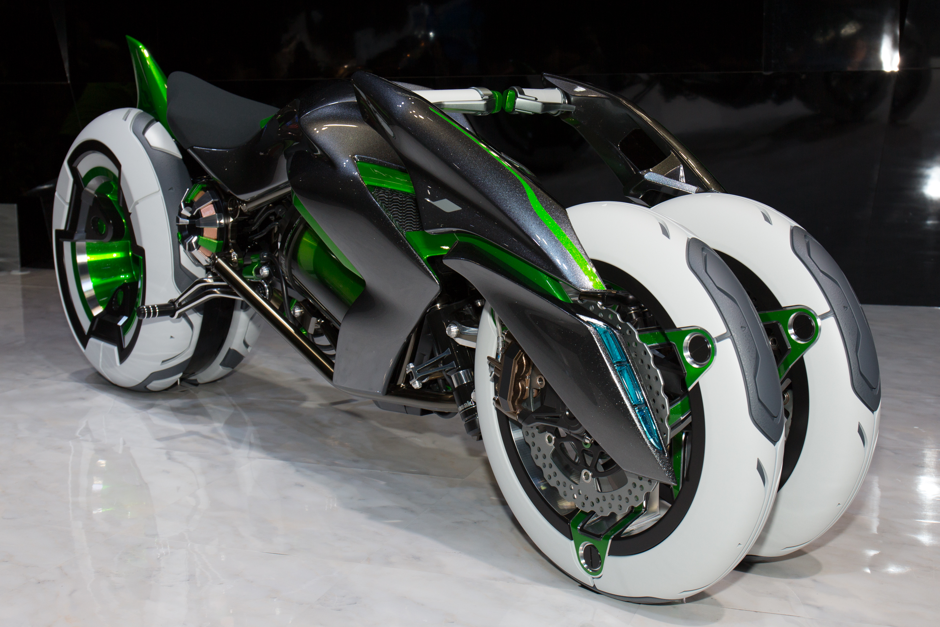 Kawasaki Ninja Concept J
