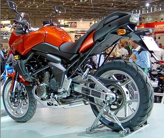 Kawasaki Sersys