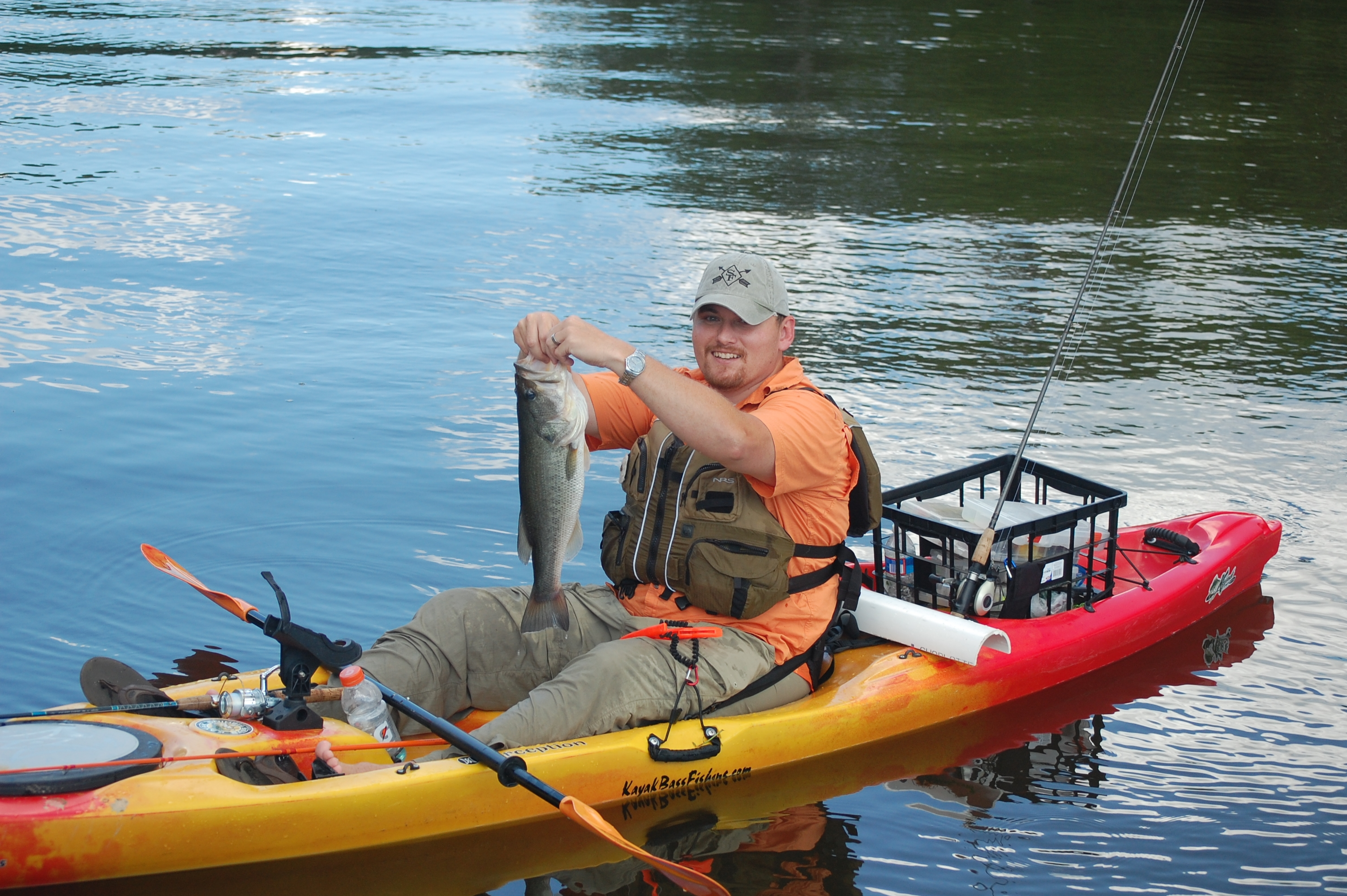 Are Fish Boating In Broad River Around Parris Island