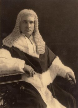 Sir Kenneth Street, 2nd Chief Justice of the family Kenneth street.jpg