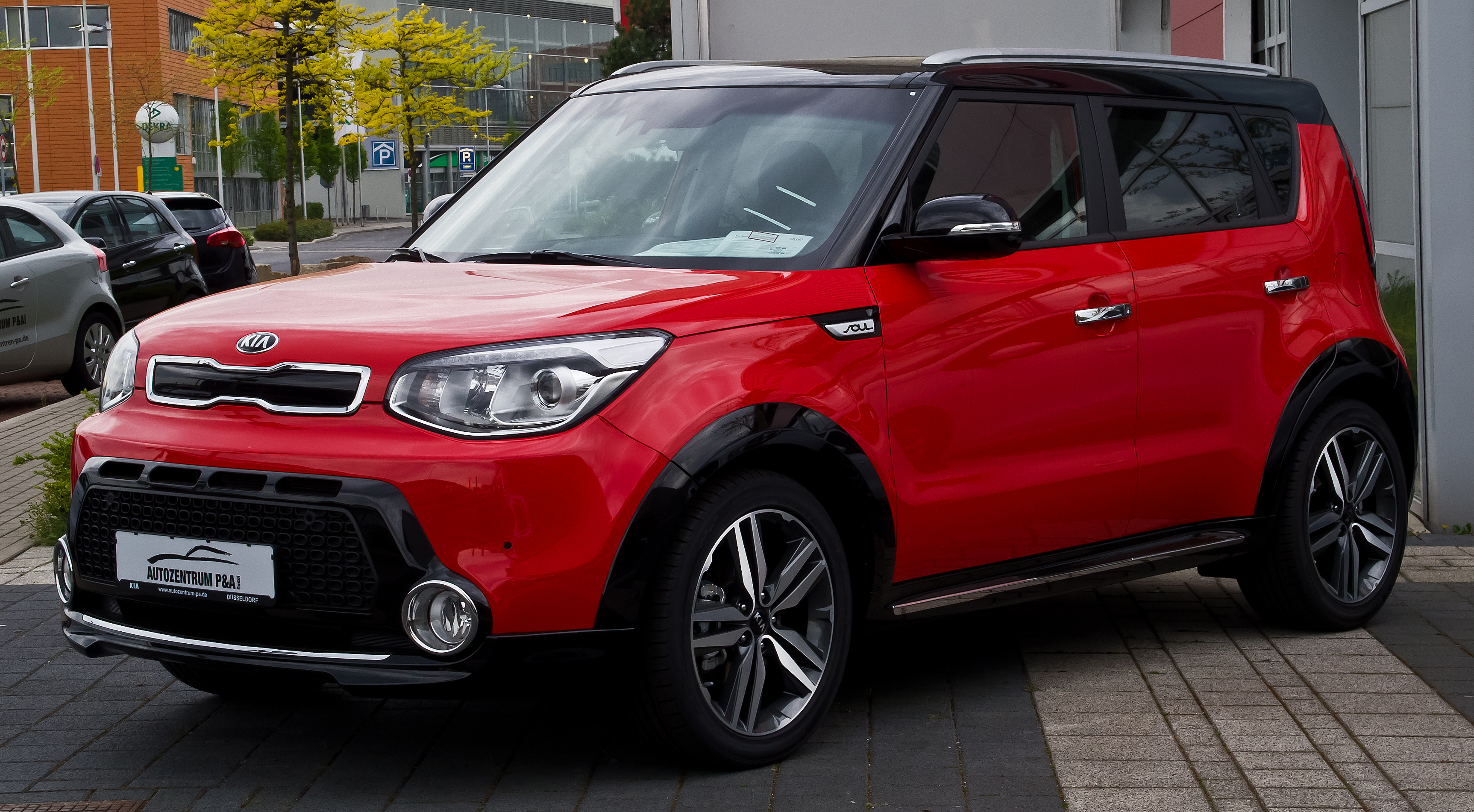 2019 Kia Soul: Coming Redesigned And Possibly With The All-wheel Drive >> Kia Soul Wikipedia