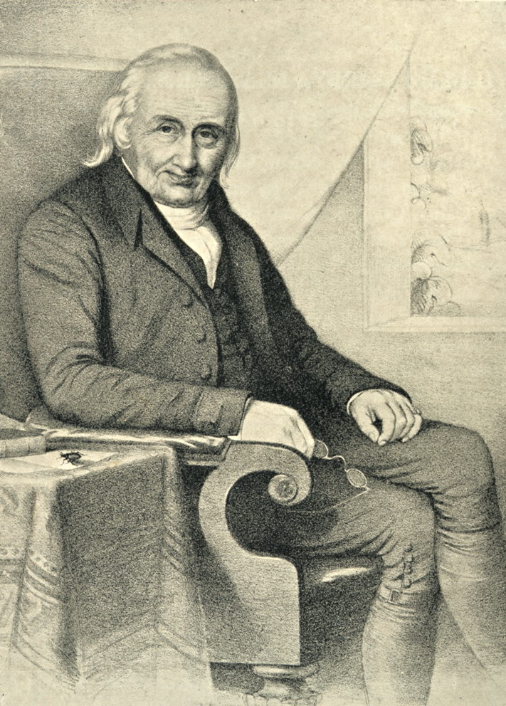 image of William Kirby