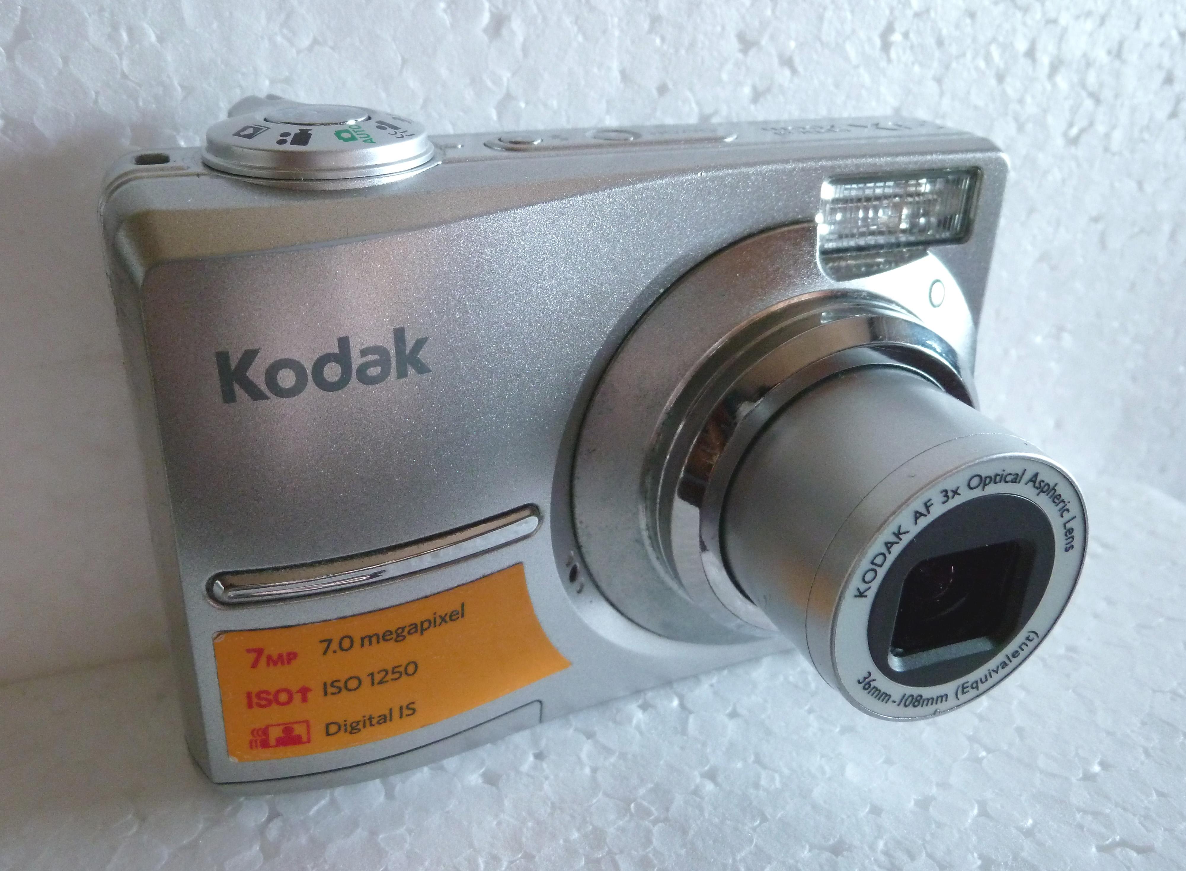 file kodak easyshare c713 camera 01 jpg wikimedia commons rh commons wikimedia org Kodak EasyShare C713 Manual Used Kodak EasyShare C713 Pink