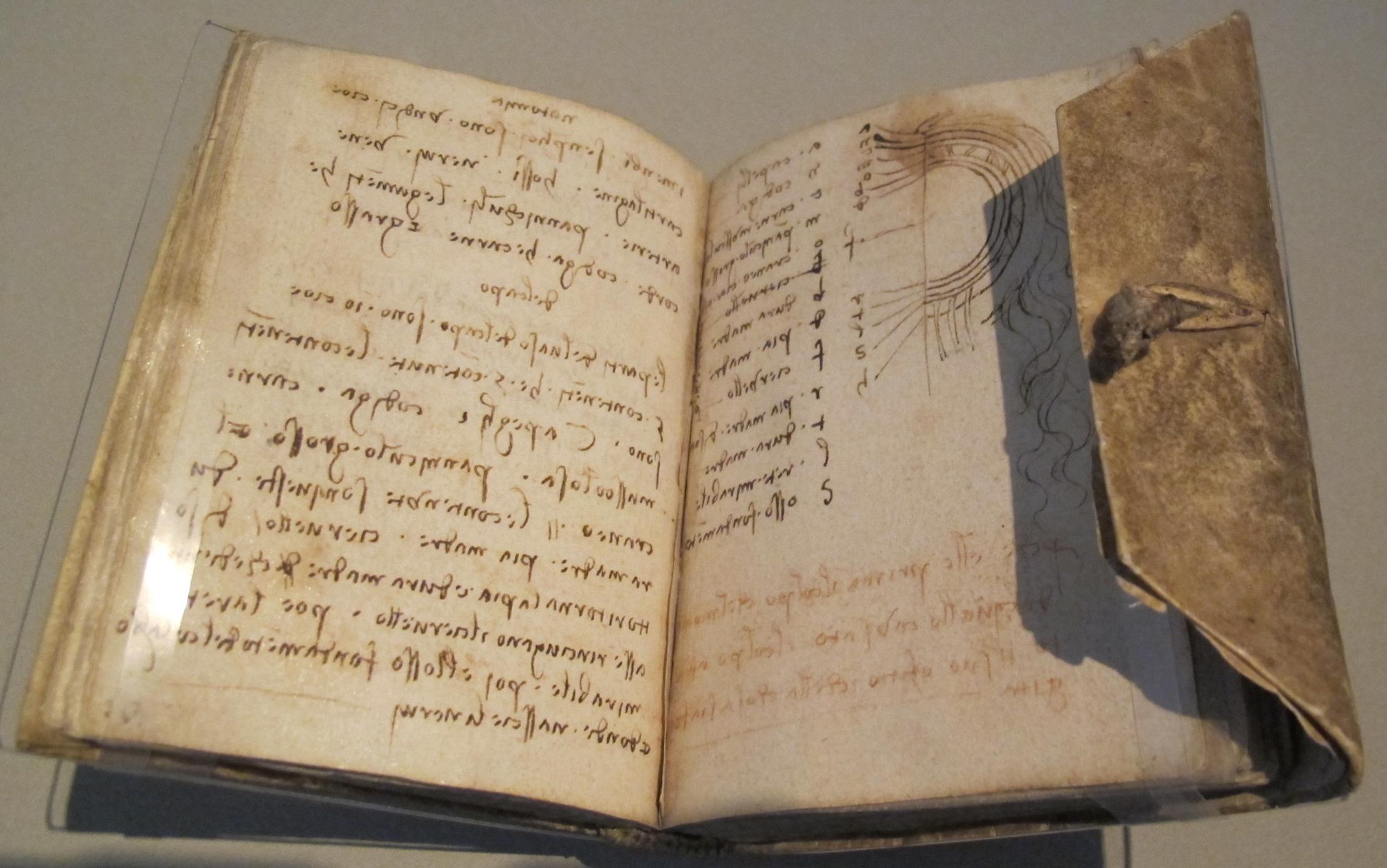 Codex leonardo da vinci pdf merge