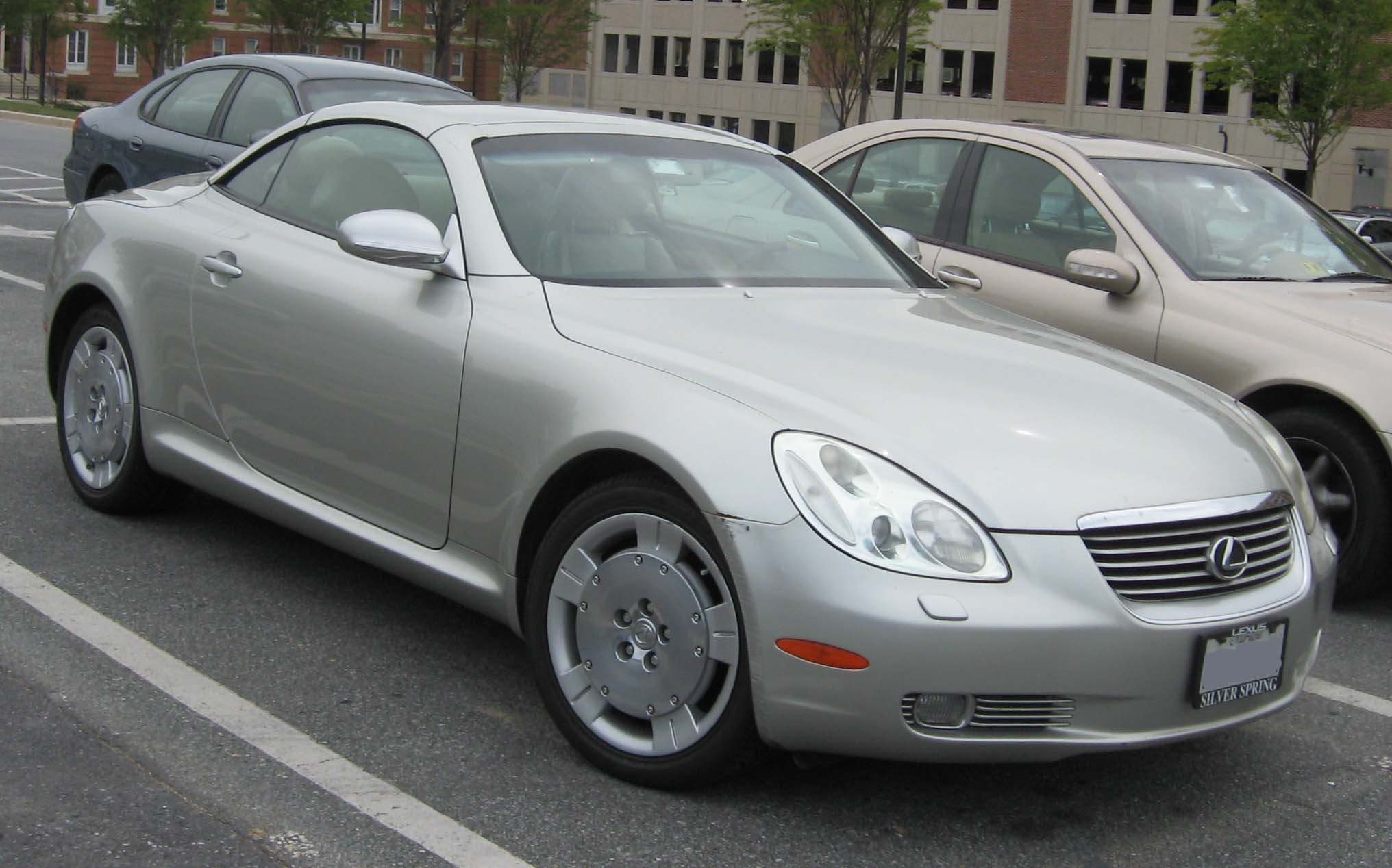 File Lexus Sc430 2 Jpg Wikimedia Commons