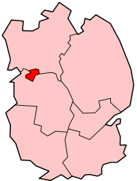 Lage in Lincolnshire