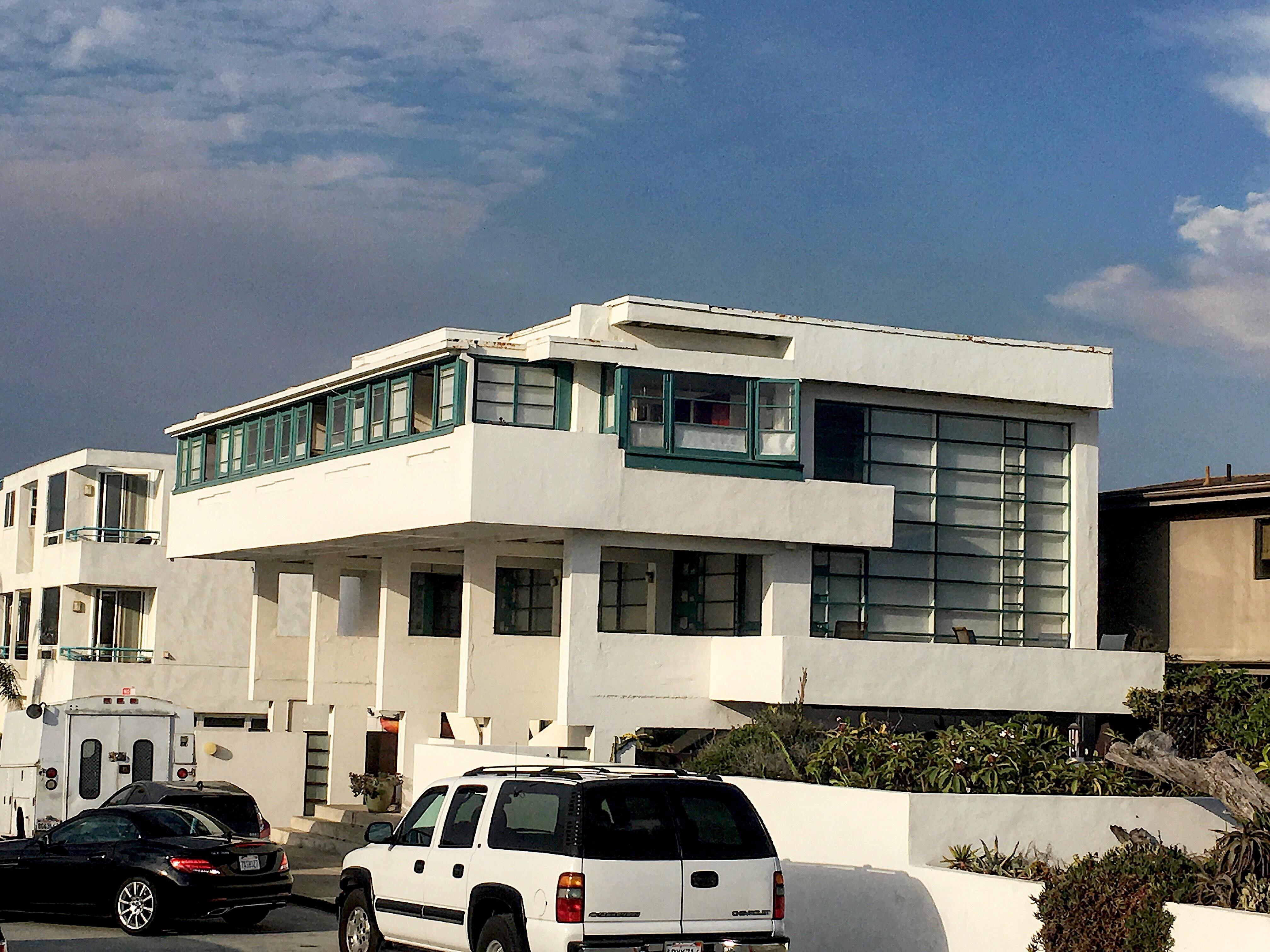 Lovell Beach House In Newport Ca