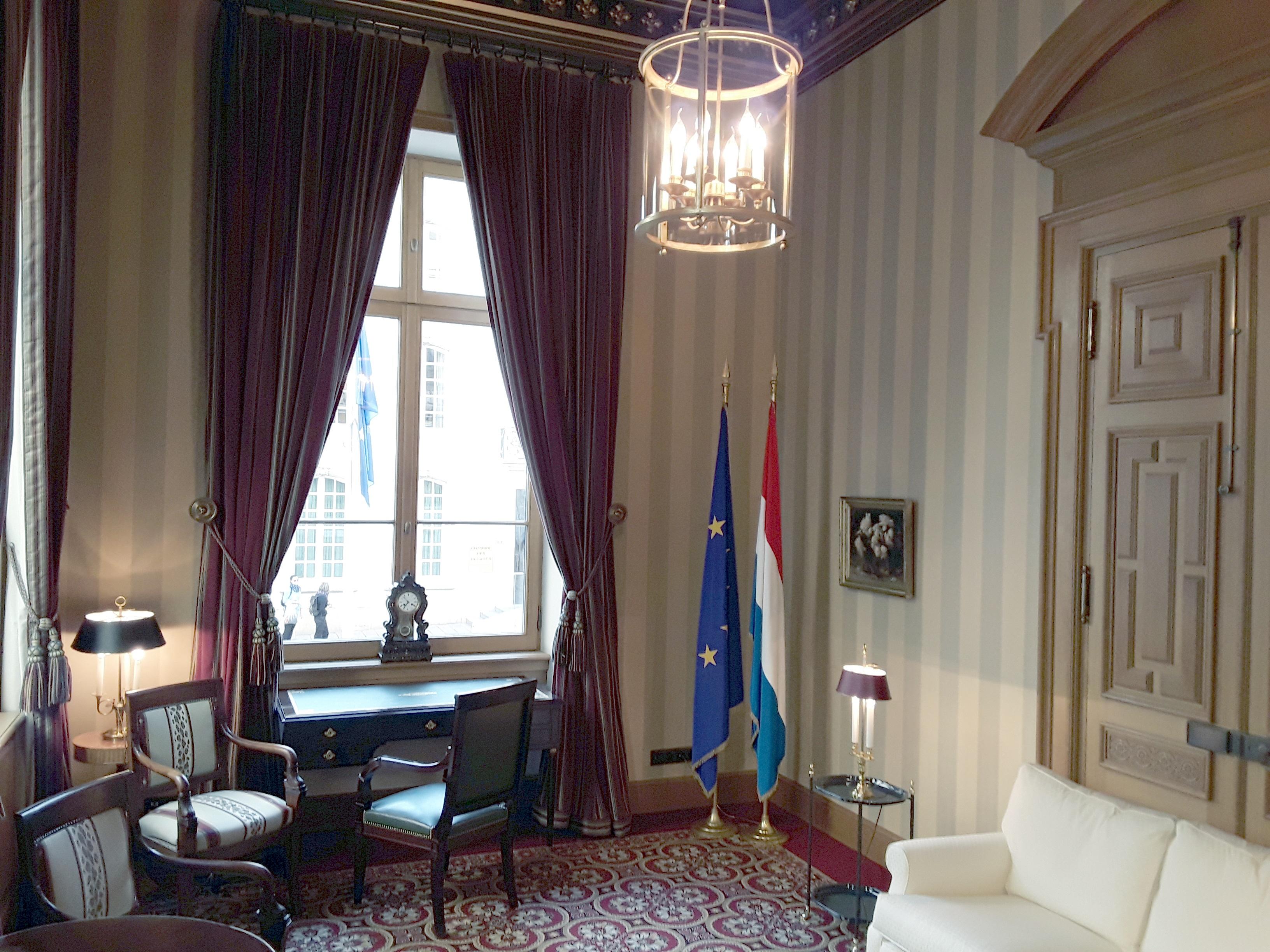 File luxembourg chambre des d put s int rieur 01 jpg for Chambre de deputes luxembourg