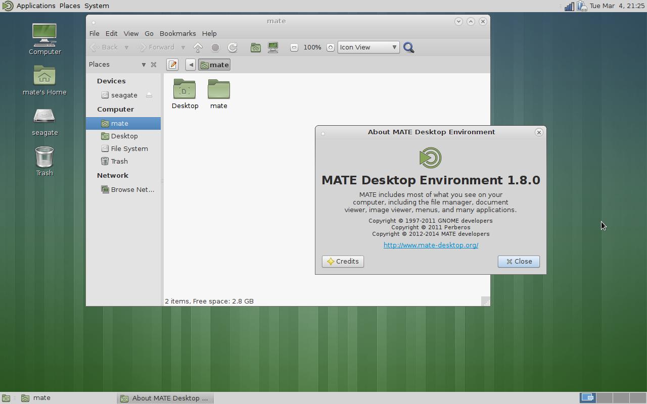 Los desarrolladores de MATE están considerando integrar MIR a Wayland