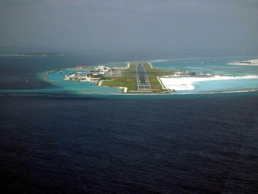 Aeroporto Male Maldive : Aeroporto internazionale di malé ibrahim nasir wikipedia