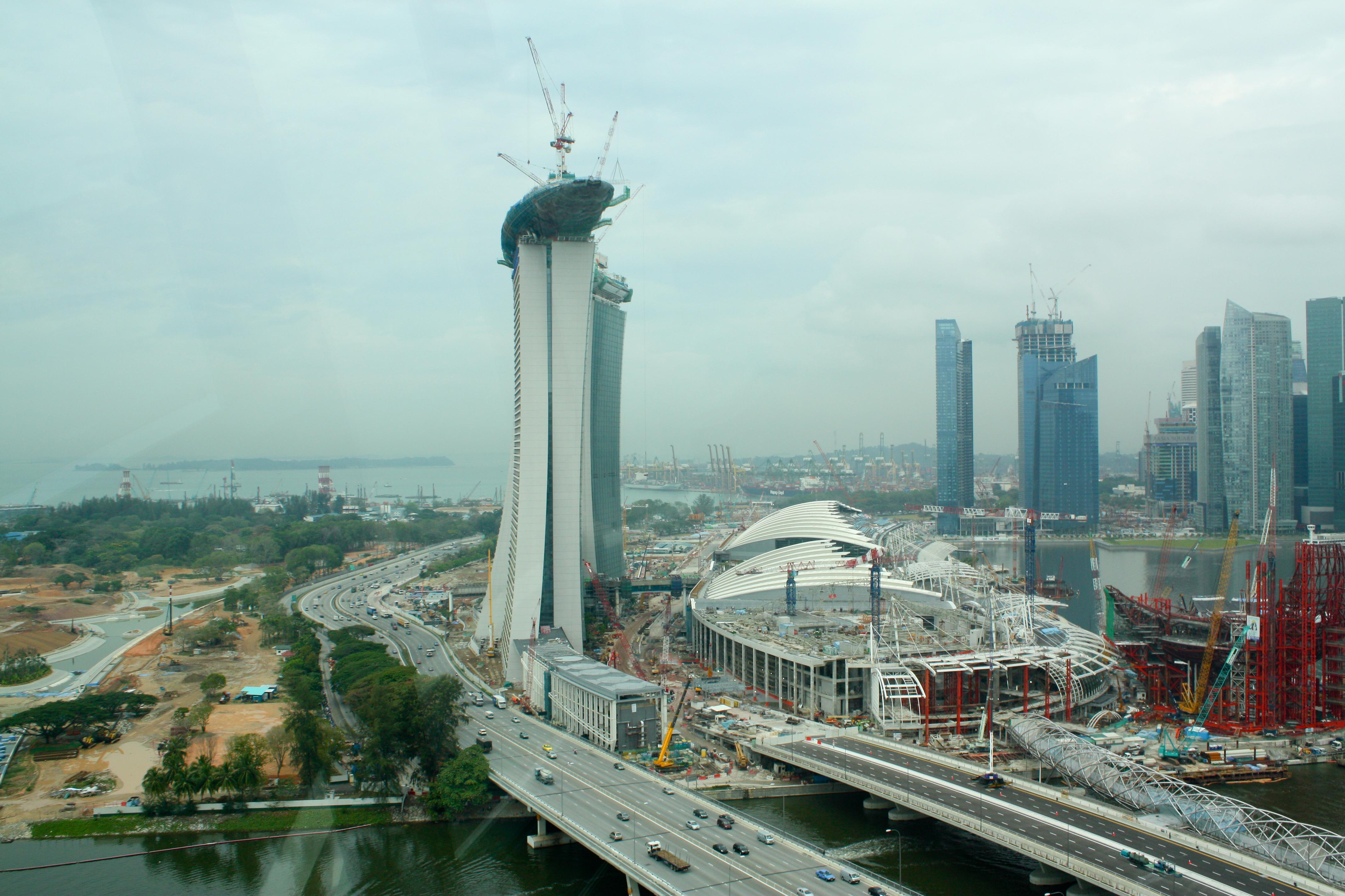 Marina Bay Sands (Resort) - 10 Bayfront Avenue (S)018956