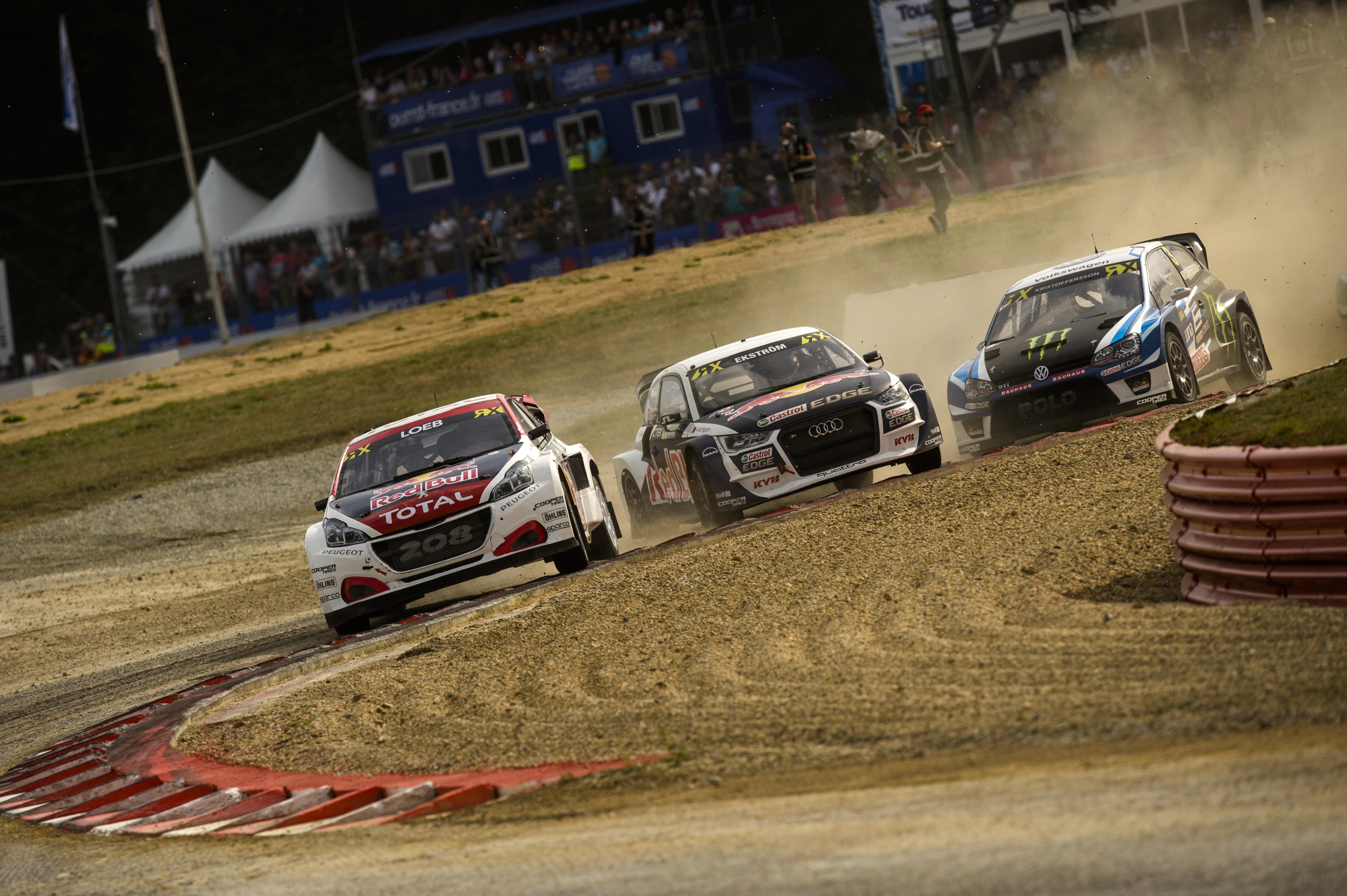 Calendrier Autocross Ouest 2020.Rallycross Wikipedia