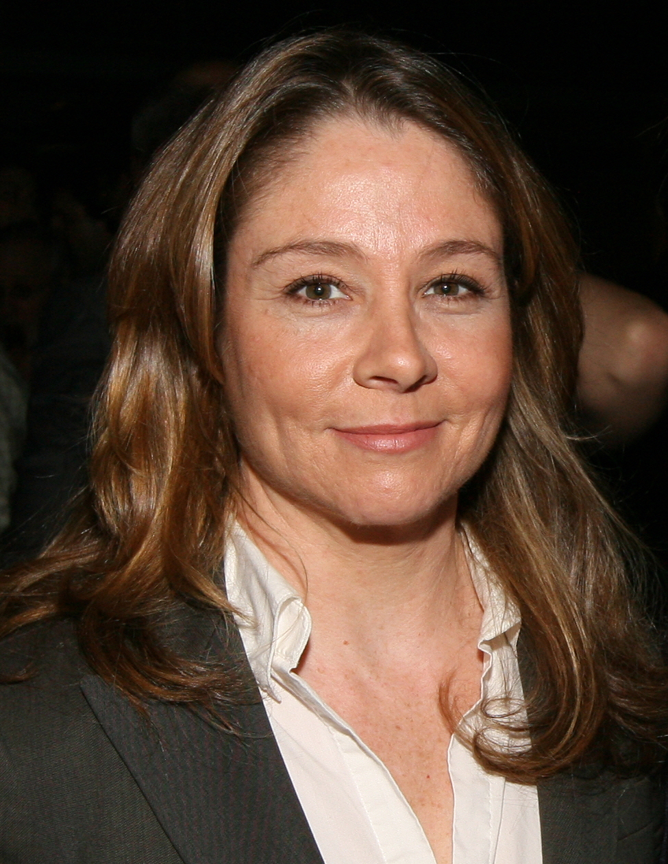 Megan Follows couple