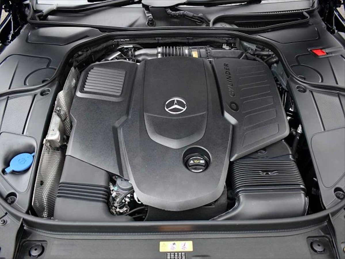 Engine Replacement Cost >> Mercedes-Benz OM656 engine - Wikipedia