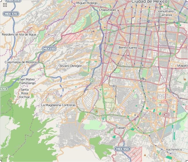 Santa Fe, Mexico City   Wikipedia