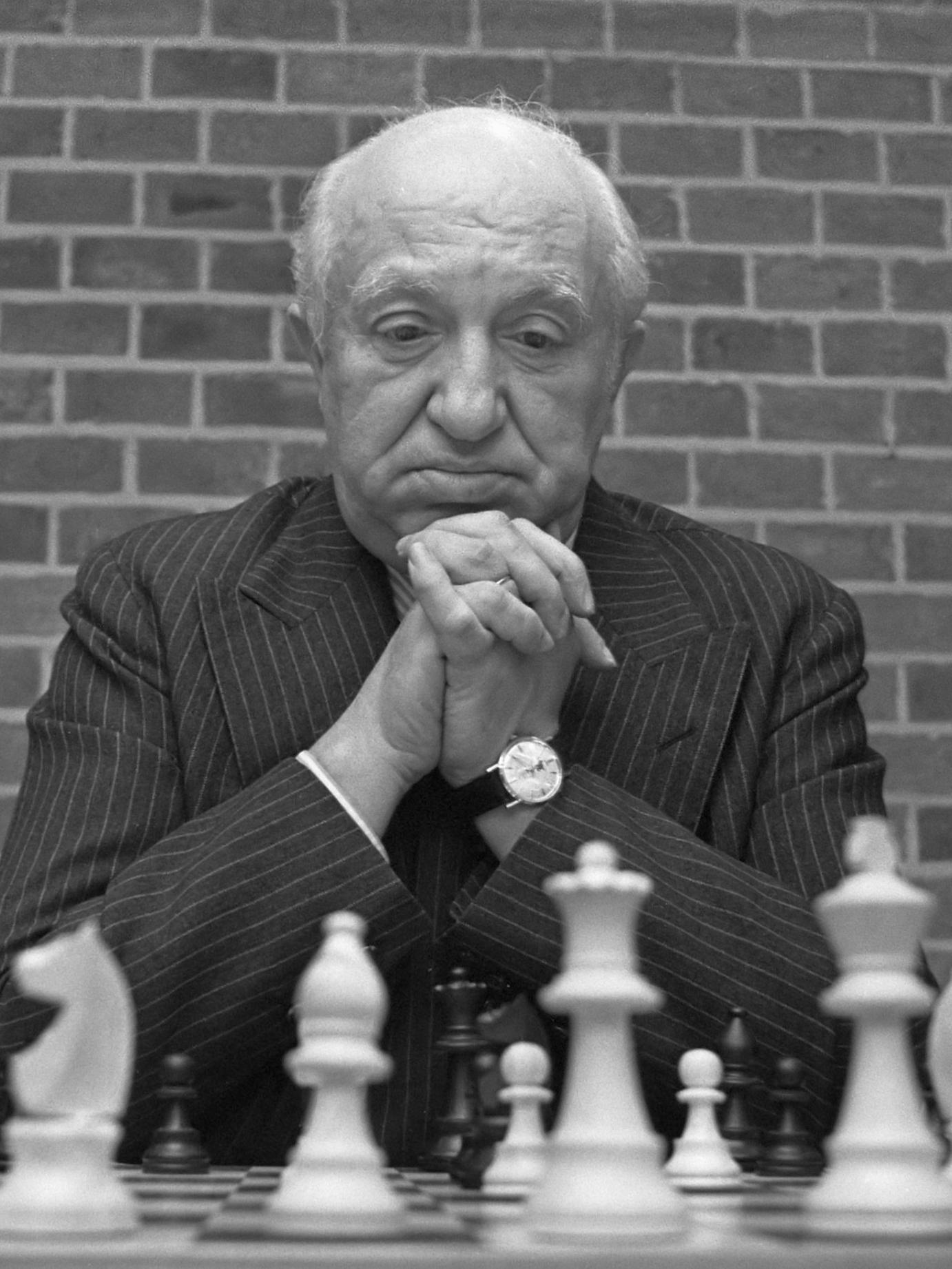 Miguel Najdorf - Wikipedia, la enciclopedia libre