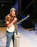 Mike Snider (musician) American musician