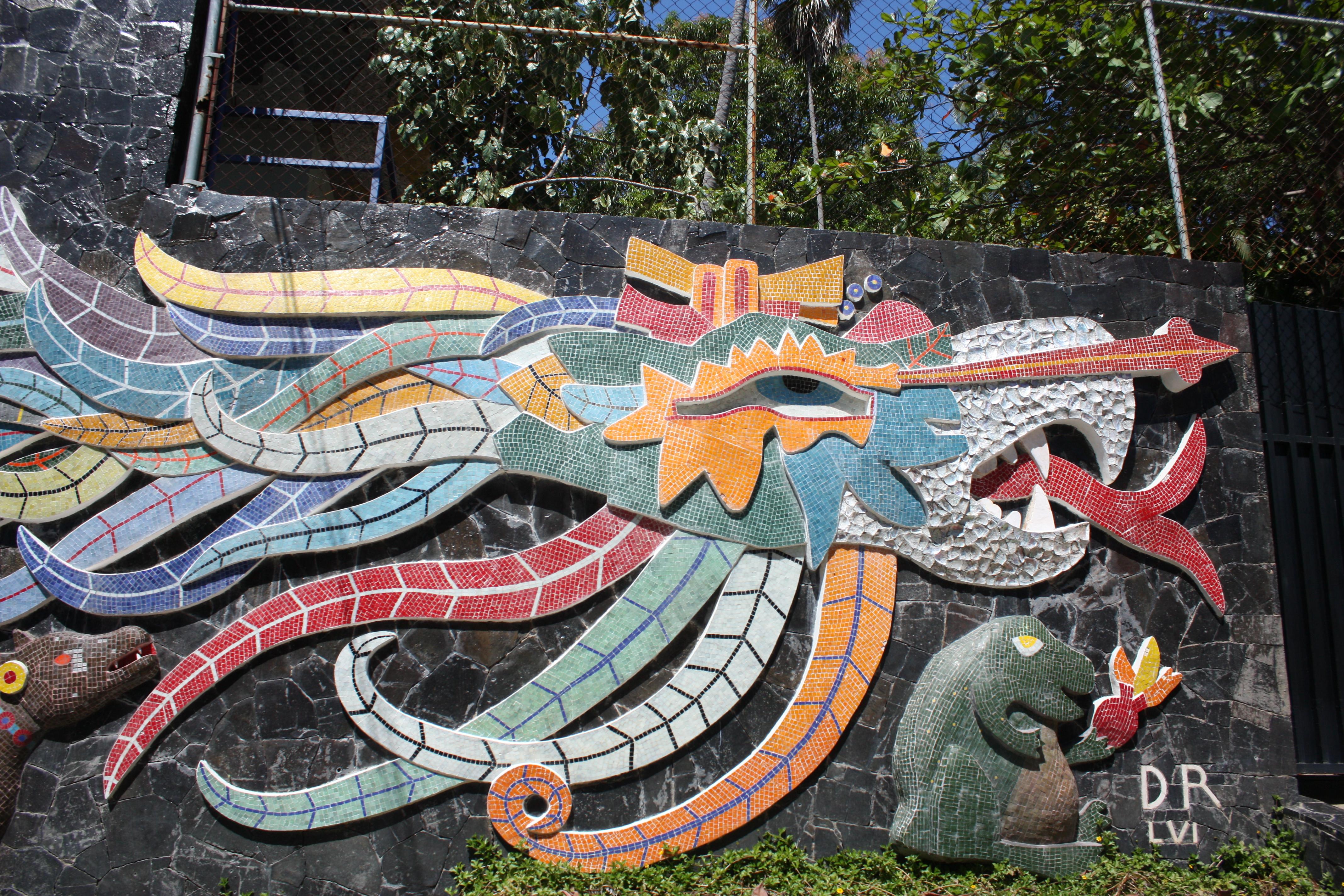 File murals acapulco diego wikimedia commons for Mural de rivera