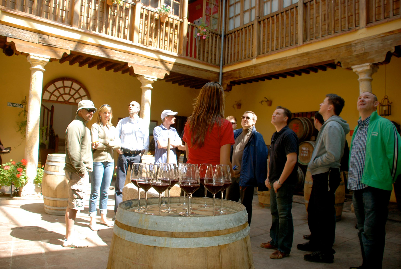 Museo Del Vino.Fajl Museo Del Vino De Ronda Jpg Vikipediya