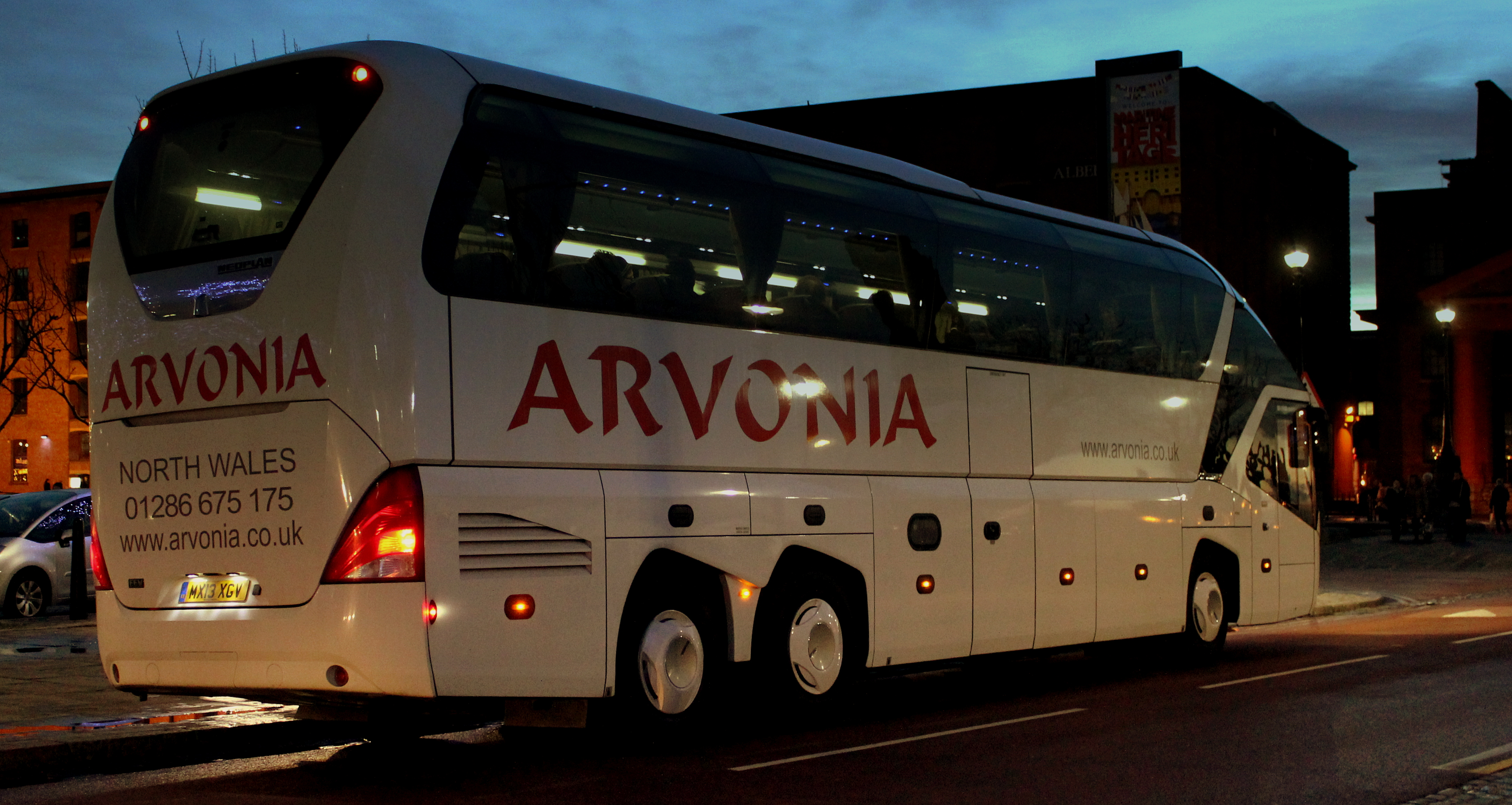 arvonia dating Coach firm probed by commissioner over driver 'doing paperwork on phone' at over 60mph an arvonia coaches driver was filmed apparently using his.