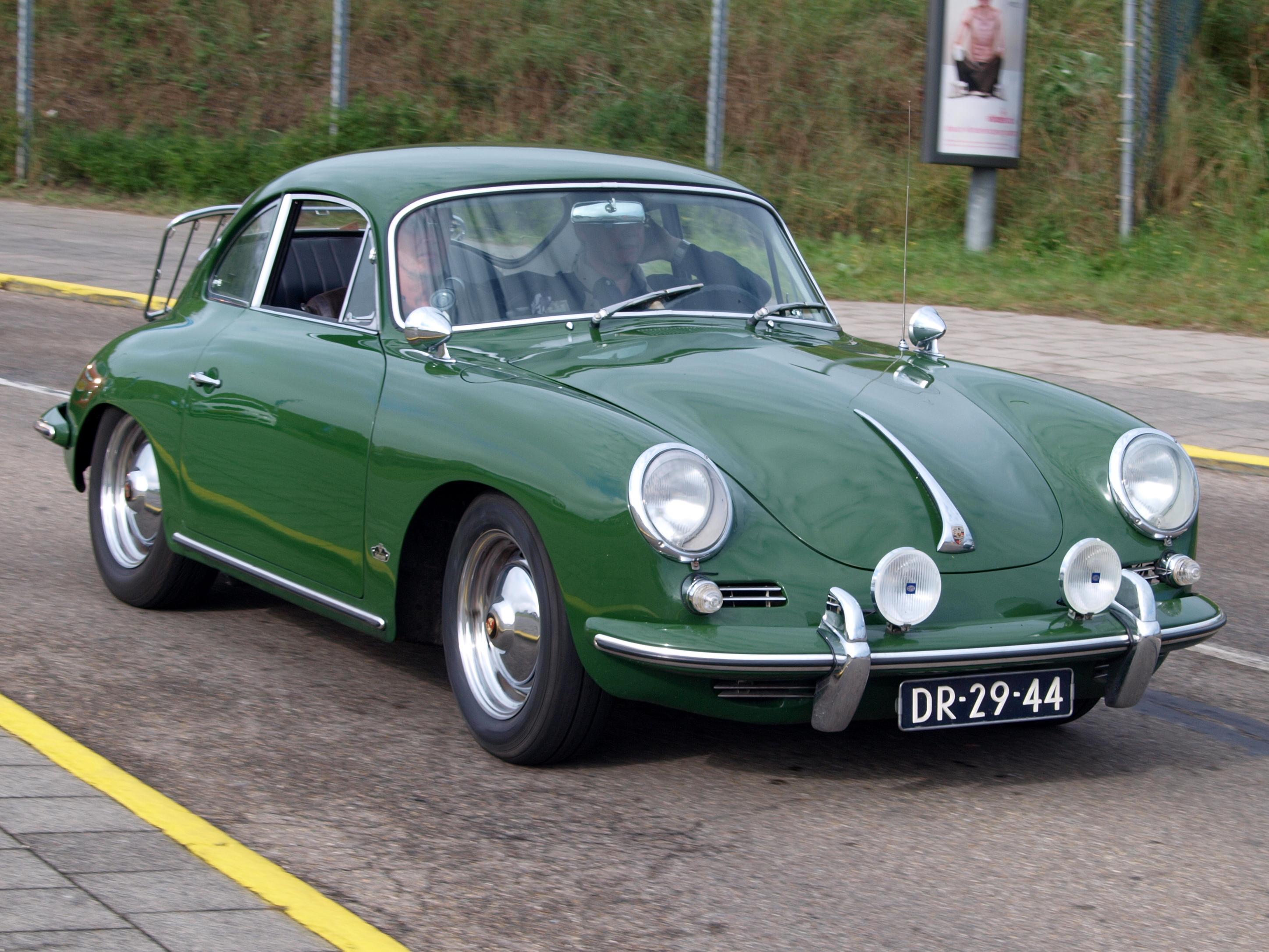 File Nationale Oldtimerdag Zandvoort 2010 1963 Porsche