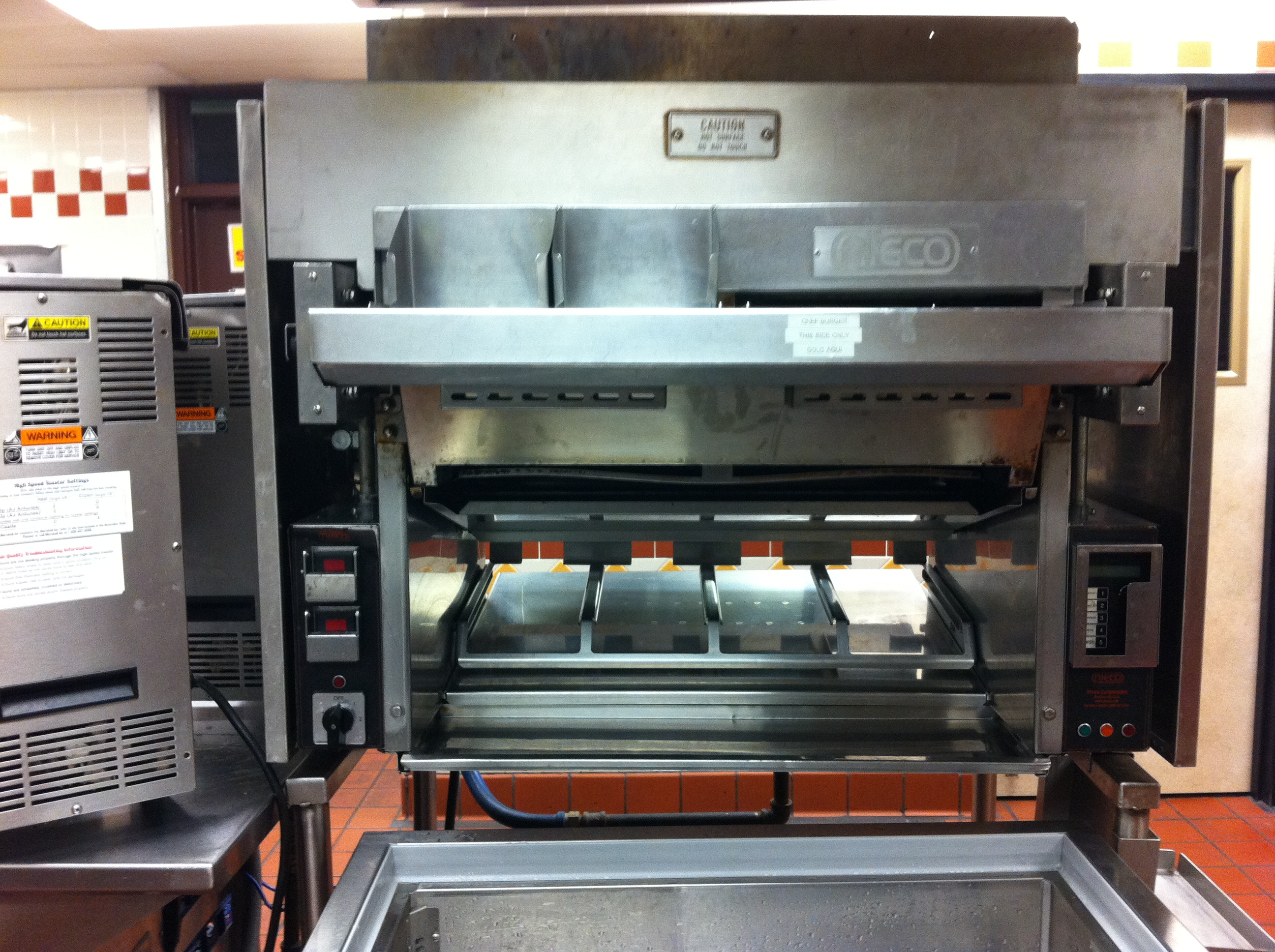 Used Restaurant Grill For Sale I Calgary