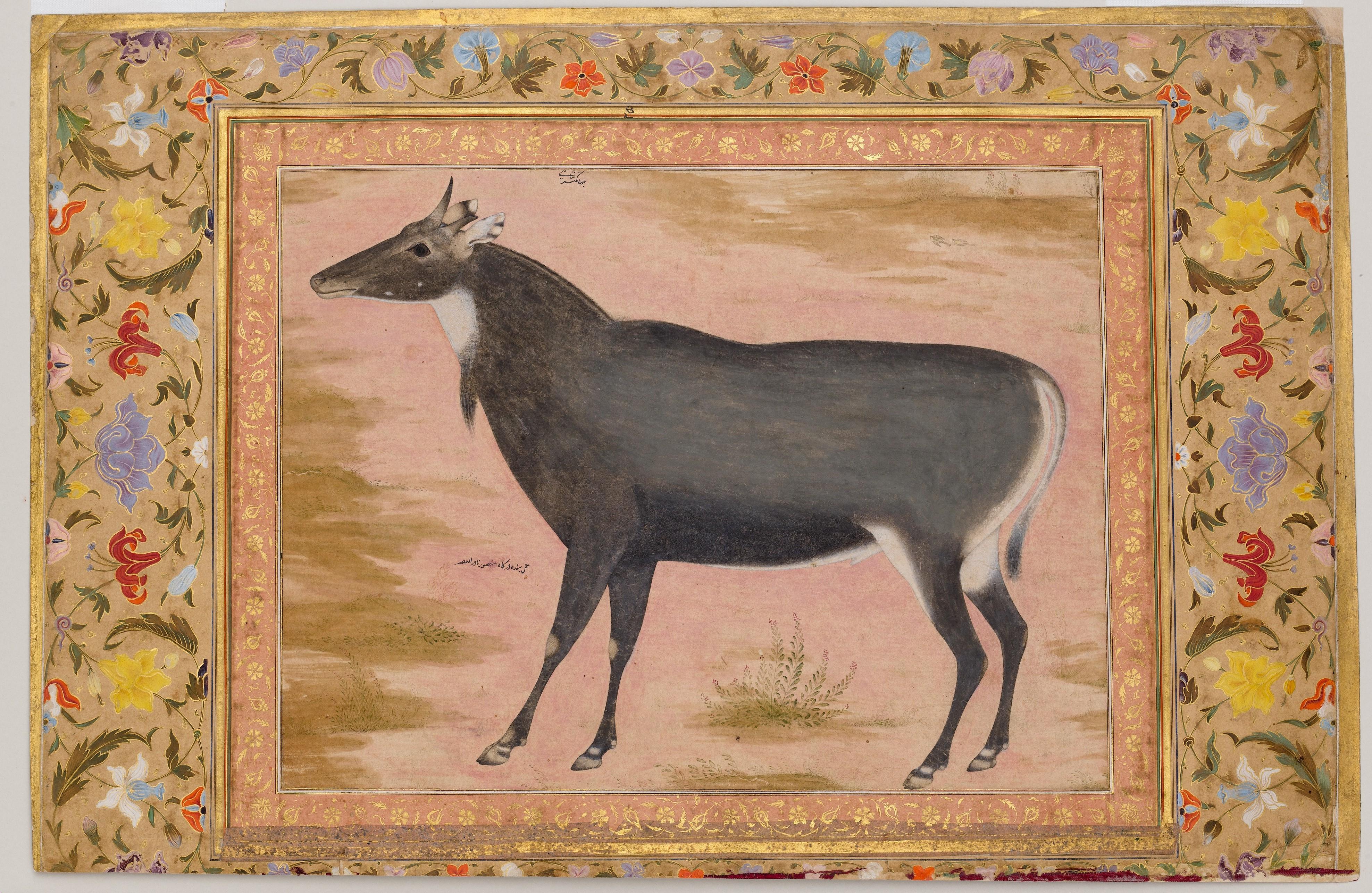 Blue bull tattoos